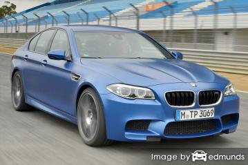 Discount BMW M5 insurance