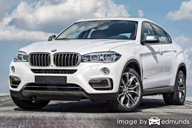 Insurance quote for BMW X6 in Chula Vista
