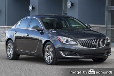 Insurance quote for Buick Regal in Chula Vista