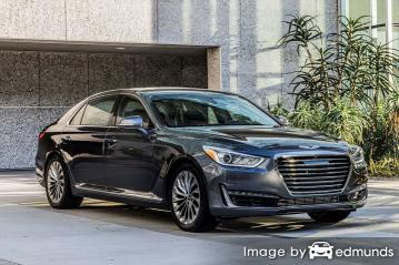 Insurance for Hyundai G90