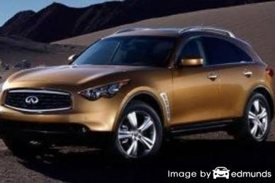 Insurance quote for Infiniti FX35 in Chula Vista