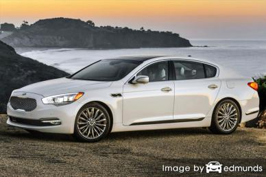 Insurance quote for Kia K900 in Chula Vista