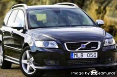 Insurance quote for Volvo V50 in Chula Vista